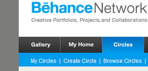 Behance network image