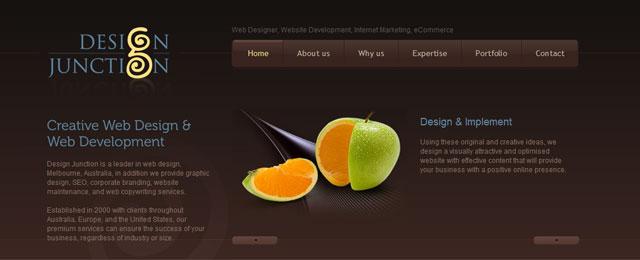 Design Junction header design