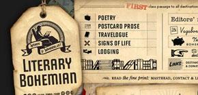 Literary Bohemian image