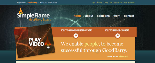 Creative functional header design - SimpleFlame | FirstHandWeb on web based design, web time design, web column design, web panel design, web link design, cool web design, web colors design, web module design, web design backgrounds, web source design, green web page design, web switch design, web line design, web search design, web address design, web filter design, web fonts design, website headings design, web truss design, web html design,