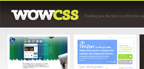 Wow CSS image
