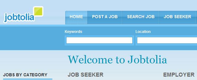 JobTolia Inc. Logo