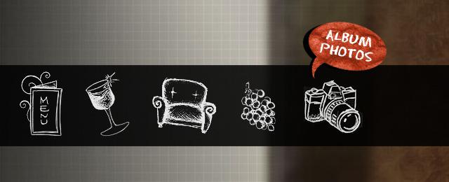 Creative website design and navigation