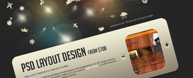 Amazing header graphics art