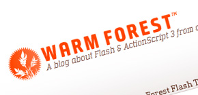 Warm Forest Flash Blog image