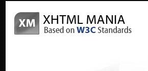 XHTML Mania image