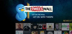 The Tweet Wall image