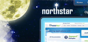 Northstar webdesign image