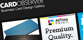 Business Cards Observer image