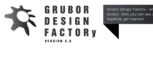 Grubor Design Factory