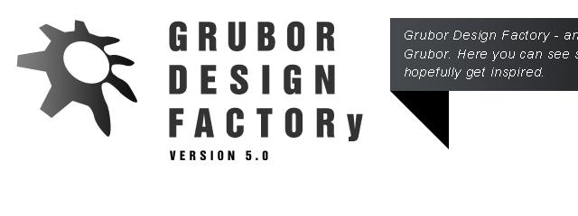 Grubor Design Factory
