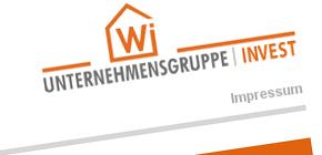 Wi-Unternehmens gruppe Invest image