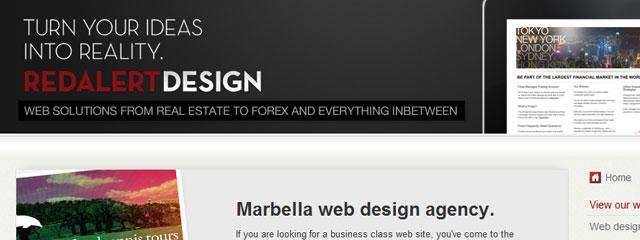 Red Alert Web Design