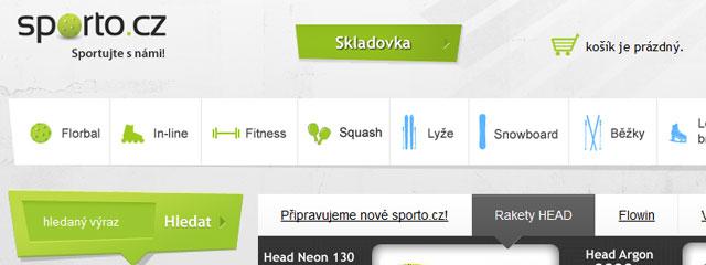 Sporto fitness site