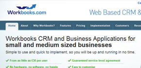 Workbooks CRM image