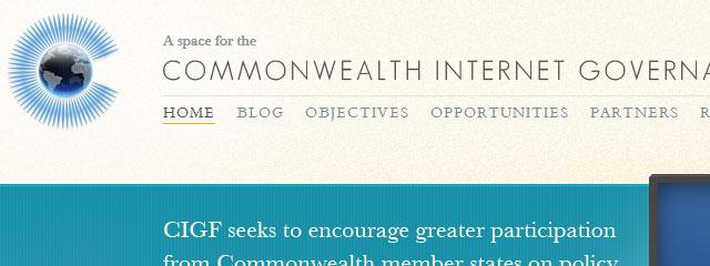 Common wealth web design