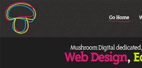Mushroom Digital image