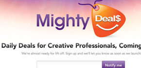Mighty Deals image