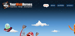 YourWebHeroes image