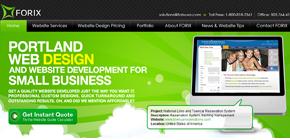 Portland Web Design image