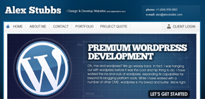Alex Stubbs – I Design & Develop Websites image