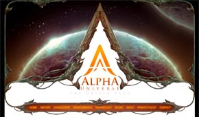 Alpha Universe image