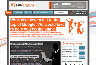 SEO Training image