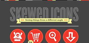 Skewed Icons image