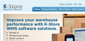 K-Store WMS image