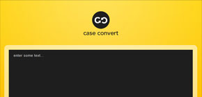 Case Convert image