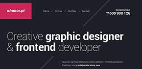 Creative graphic web designer – Wroclaw image