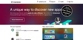 1397414074 inventerior inventerior   A unique way to discover new apps