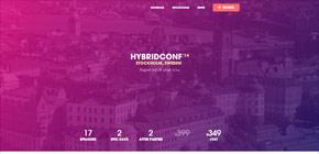 HybridConf image