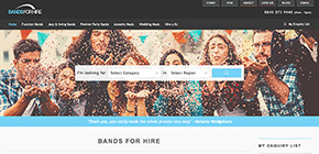 Bands For Hire image