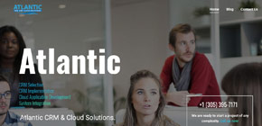 Atlantic CRM & Cloud Solutions image